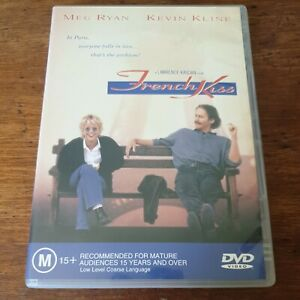 French Kiss DVD R4 Like New! FREE POST