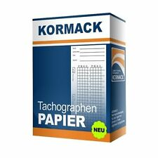Thermopapier digitaler Tachograph DTCO Tachographenrollen  9 Rollen