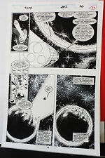 THOR #482 PAGE 26 1995 ORIGINAL ART-MIKE DECARLO-LONG'S DAY JOURNEY INTO MYSTERY