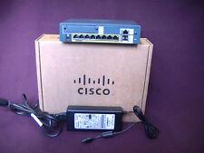 CISCO ASA5505-UL-BUN-K8 Firewall Unlimited Base Lic 9.2 5505 VPN 1YR WARRANTY!