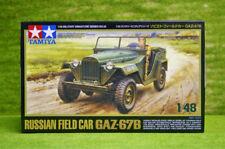 Tamiya RUSSIAN FIELD CAR GAZ-67B 1/48 Scale kit 42