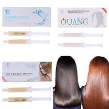 2Pc/box Dry Damaged maintenance Keratin Repair Treatment Moisturizing Hair Mask