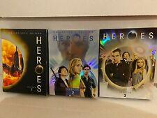 Heroes DVD Seasons 1-3 - Target Collectors Edition Season 1