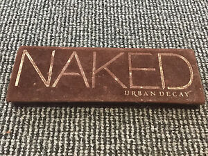 Urban Decay Naked Eyeshadow Palette - SEE DESCRIPTION