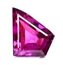 AAA+ 16.70 Ct Natural Pink Pyrope Garnet AGSL Certified Fancy STUNNING Gemstone