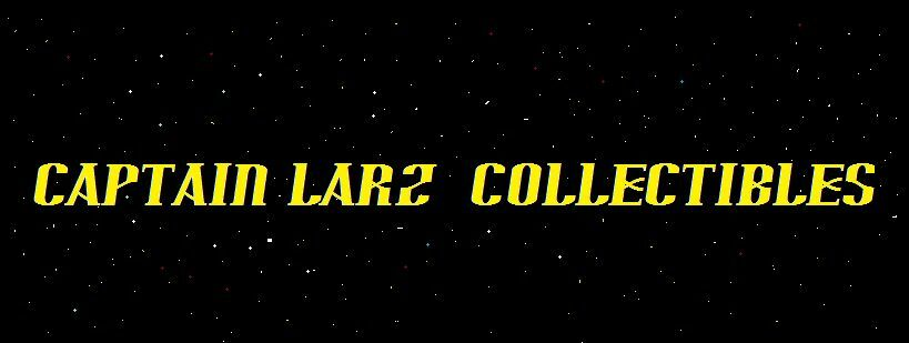 Captain Larz Collectibles