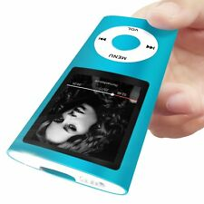 Sale! iPod Look Portable Mp3 Mp4 Player Photo Viewer Voice Recorder Fm 64 Gb Sd