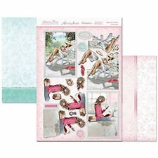 sports & leisure time designer decoupage set afternoon sunshine & me time