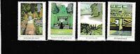 S35828 UK Great Britain MNH 1983 Gardens 4v