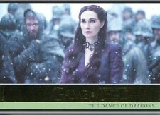 Game Of Thrones Season 5 Gold Parallel Base Card #26 The Dance of Dragons