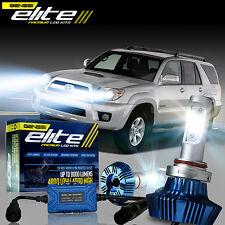 GENSSI Elite LED Headlight Bulb Conversion Kit for Toyota 4runner 2007-2016
