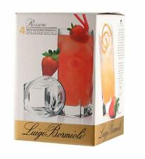 Luigi Bormioli Rossini 13-1/2-Ounce Beverage Glass, Set of 4