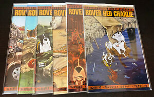 ROVER RED CHARLIE (2013 Avatar) -- #1 2 3 4 5 6 -- FULL Series -- Garth Ennis