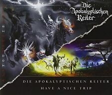 DIE APOKALYPTISCHEN REITER - ALL YOU NEED IS LOVE/HAVE A NICE TRIP NEW CD