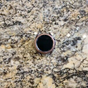 SAMSUNG Galaxy Watch 3 SM-R855U (41mm, GPS, Unlocked LTE) - Mystic Bronze