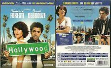 BLU RAY + DVD - HOLLYWOOD avec JAMEL DEBBOUZE, FLORENCE FORESTI / COMME NEUF