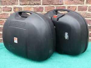 2 grosse KAPPA Seitenkoffer Koffer Koffersatz (Hersteller: GIVI)