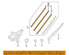 Rear Windshield Wiper Blades for Lexus RX330 for sale | eBay