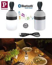 Paulmann Mobile LED Leuchte Clutch Licht & Sound To Go dimmbar Akku betrieben