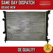 RENAULT MEGANE / SCENIC / GRAND SCENIC AUTOMATIC/MANUAL RADIATOR 2002>ON *NEW*