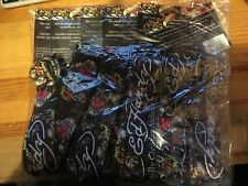 6PK X Ed Hardy original 'Tiger' Lanyard, ID,CARD ,Keys, Phone With Passholder,
