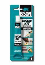 Bison metallo BONDING epossidica colla adesiva adeguata cura rapida KIT