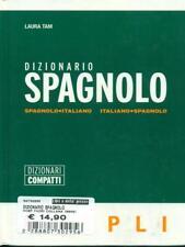 DIZIONARIO SPAGNOLO  LAURA TAM HOEPLI 2007