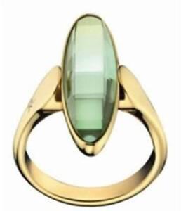 CALVIN KLEIN Edelstahl Damen Ring Continuity KJ10AR010407 ehemalige-UVP*€90 #628
