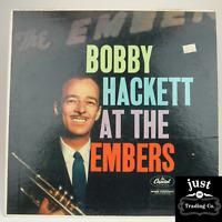 The Bobby Hackett Four – Bobby Hackett At The Embers 1958 lp T-1077 Jazz - EX