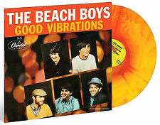 "The Beach Boys - Good Vibrations (50th Anniversary) - Ltd Colour 12"" Vinyl *NEW*"