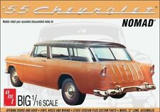 AMT # 1005 1:16 1955 Chevy Nomad Plastic Model Kit new in the box