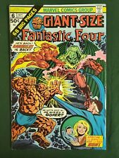Giant-Size Fantastic Four #6 (Oct 1975, Marvel) CGC READY!! 🔑 ISSUE!!