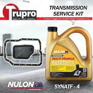 SYNATF Transmission Oil Filter Service Kit for Mazda 323 Astina Protege BA BF BJ