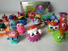 Moshi Monster Figures 40 Some Ultra Rares moshlings limited Edition Christmas