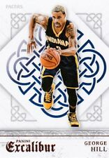 GEORGE HILL 2015-16 Panini Excalibur Basketball cartes à collectionner, #63