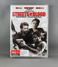 STREETS OF BLOOD (DVD, 2010) VAL KILMER/SHARON STONE - NEW/NOT SEALED