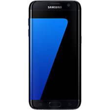 NEUF Samsung Galaxy S7 Edge SM-G935F onyx noir 32GB débloqué 4G LTE Smartphone