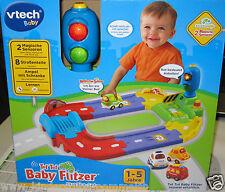 Ab 12 Monate Vtech Tut tut Baby Flitzer - Straßenset  8 Straßenteile Straßen Set