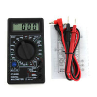 DT830B LCD Digital Multimeter Voltmeter Ammeter AC DC Voltage OHM Circuit Test