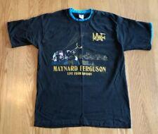 Vintage Maynard Ferguson Live From London Trumpet Tour Shirt L