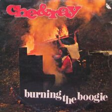 CHE & RAY Burning The Boogie LP