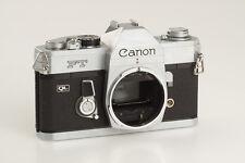 Canon FT QL chrome // 20103,5