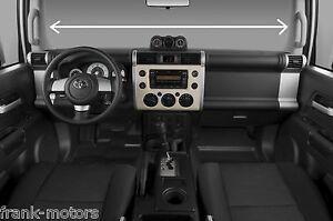 Toyota FJ Cruiser A Pillar Grab Handle Kit Without Trim - OEM NEW!