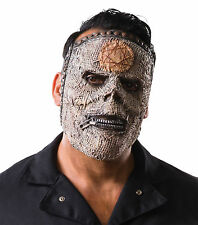 Slipknot Men Bass Adult Costume Slipknot Mask Gray Chapter Fancy Dress Halloween