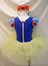 Girl Gymnastics Ballet Dress Kid Leotard Tutu Skirt Dance Ballerina Costume Xmas