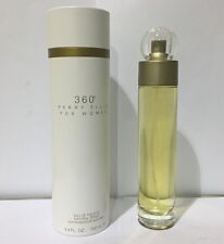 360 By Perry Ellis 3.3 / 3.4 Oz EDT Spray Brand New In Box Perfume For Women