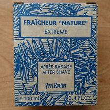 Yves Rocher Fraicheur nature extreme After Shave Après Rasage 100 ml neu OVP
