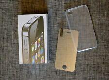 NEW Apple iPhone 4S 8GB black UNLOCKED
