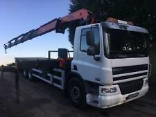 Flatbed CF Commercial Lorries & Trucks