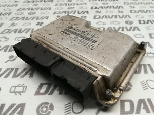 2001 2003 Audi A3 Petrol Engine Control Module Unit ECU 06A906032EF 0261207533